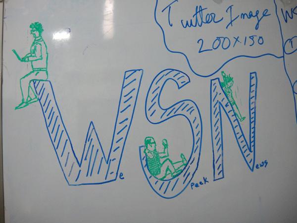 WSN by Chirayu e Anirudh